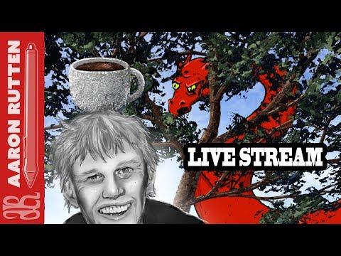  LIVE: Corel Painter 2018 Live Stream - #DigitalArt
