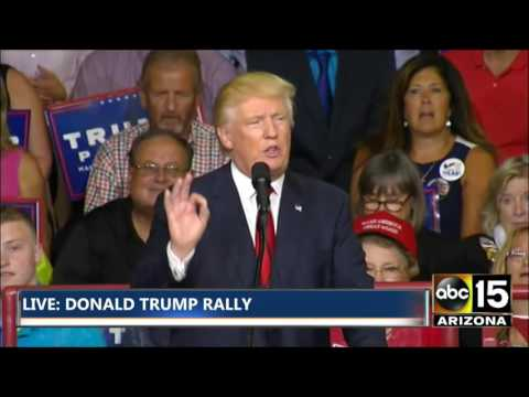 Donald Trump: Bernie Sanders made a deal with the devil - She's the devil! Hillary Clinton