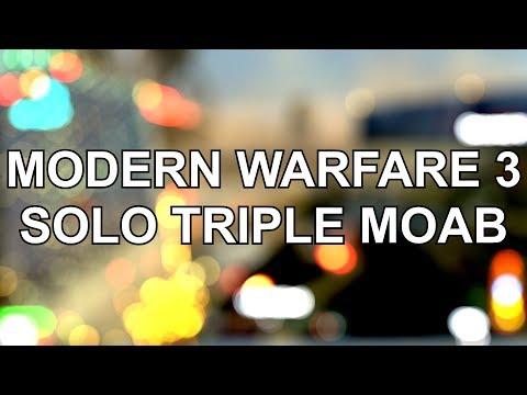 MW3 2017 : *SOLO* TRIPLE MOAB thumbnail