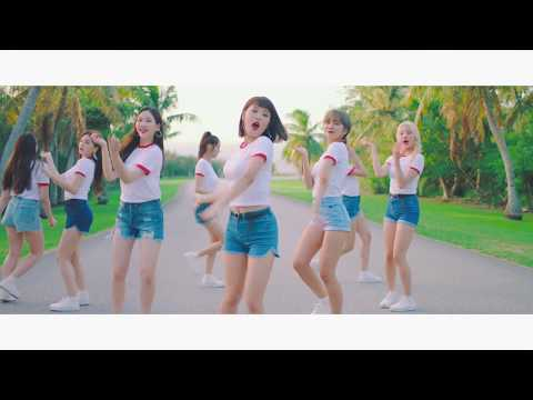 MOMOLAND「BBoom BBoom -Japanese Ver.-」Dance Video