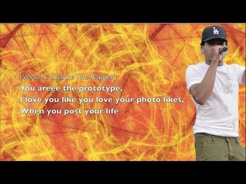 Chance The Rapper - Thotty - Lyrics