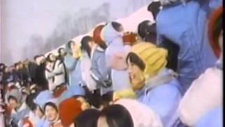 札幌オリンピック ジャンプ 笠谷・・・