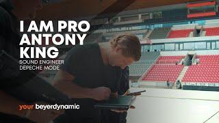 beyerdynamic - I AM PRO - Depeche Mode Antony King