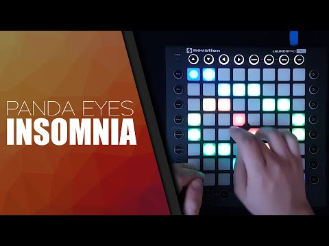 Panda Eyes - INSOMNIA [Launchpad Pro Cover]