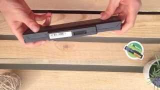 видео Аккумулятор для ASUS N73SV (4400 mAh 11,1 V)