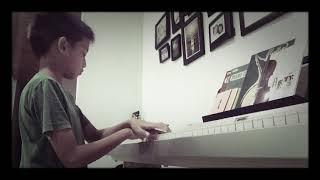 bohemian rapsody - queen (keyboard cover by bayu)