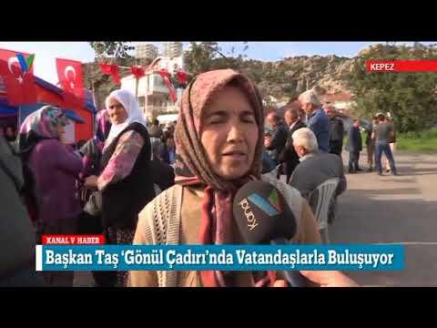 Kanal V Gün Ortası Haber Bülteni 19 Mart 2018