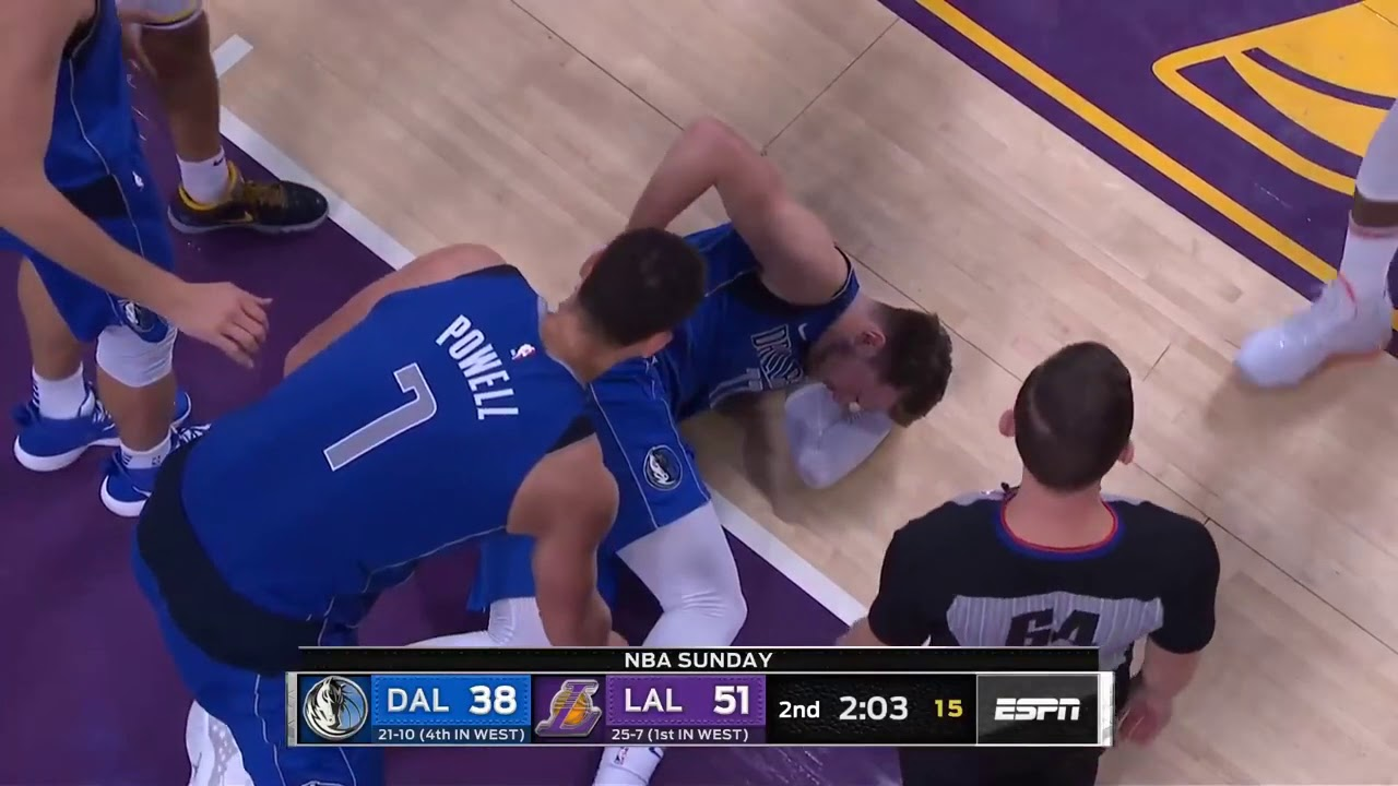 Los Angeles Lakers vs Dallas Mavericks Full Game ...