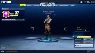 Fortnite solo waiting for other players to ready up glitch