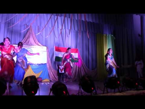 Telangana association of south africa 2015 Folk song 2