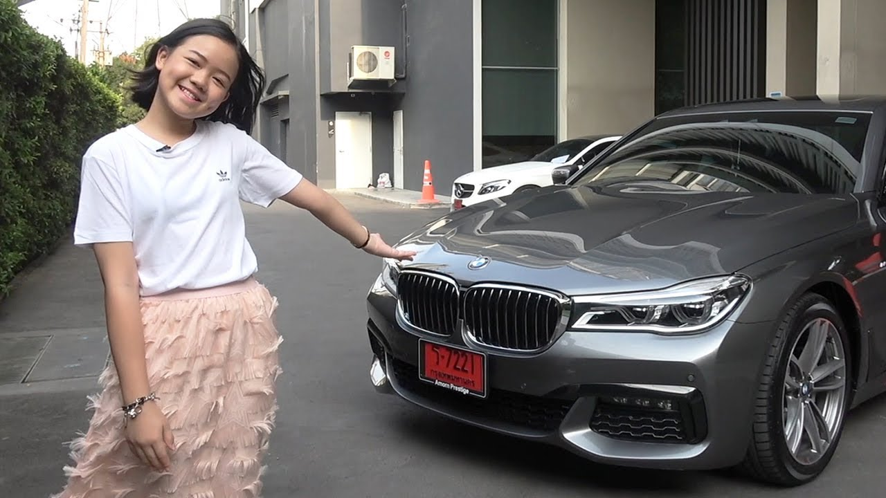 Girl with 290,000 YouTube followers celebrated 12th birthday by buying BMW  | GiveMeSport