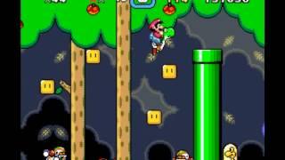 Super Mario World - 100% Walkthrough, Part 24: Forest Of Illusion 3