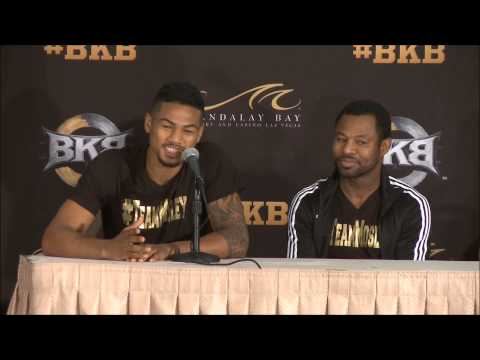 BKB 3 FULL POST FIGHT PRESS CONFERENCE...