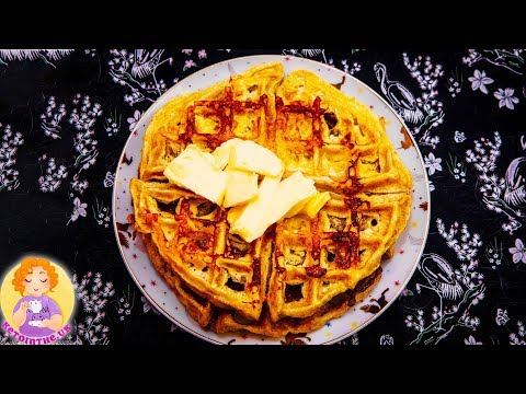 keto-chaffles-recipe-🧇-2-ingredients-only