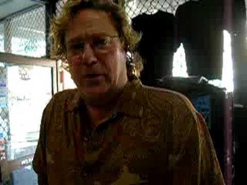 Stu Hamm interview in Adelaide