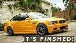 """Wrapping my E46 M3 - IT""""S FINSHED! (4K)"""