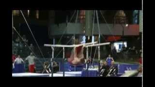 видео: Рейтинг самых сложных и интересных элементов спортивной гимнастики на 2014 год