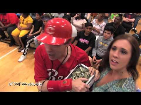 CWF Mid-Atlantic Wrestling: Roy Wilkins vs. Snooty Foxx (5/13/17)