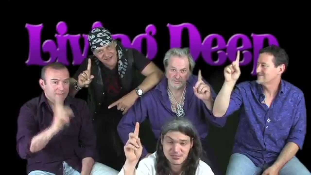 Parle Image - Living Deep est un tribute band interprétant les plus grands titres de Deep Purple. Vidéo de présentation alternant extraits de morceaux, interviews e 59012