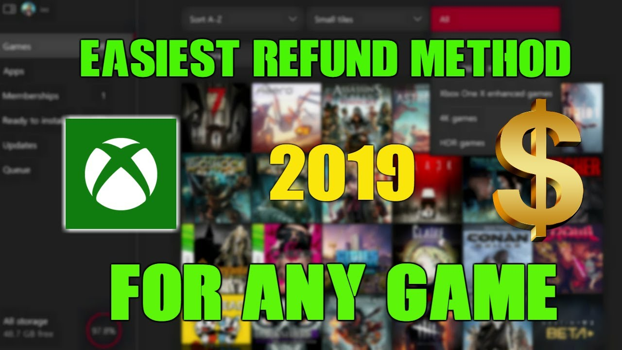 Request an Xbox subscription refund | Xbox Support