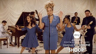 Shoop - Salt-N-Pepa ('50s Little Richard Style Cover) ft. Tia Simone