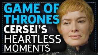Game Of Thrones: Cersei Lannister's Most Heartless Moments