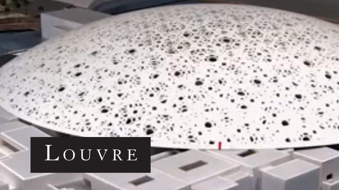 Louvre abu dhabi the project louvre abu dhabi le projet mus e du louvr - Date construction du louvre ...
