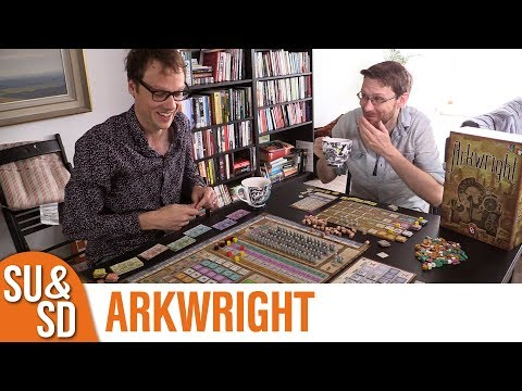 Arkwright  Shut Up & Sit Down Review