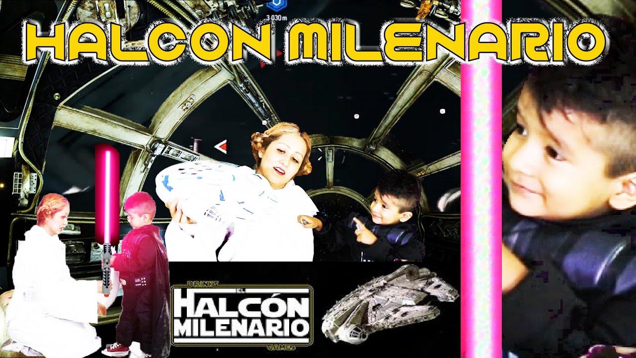 Halcon Milenario Unboxing