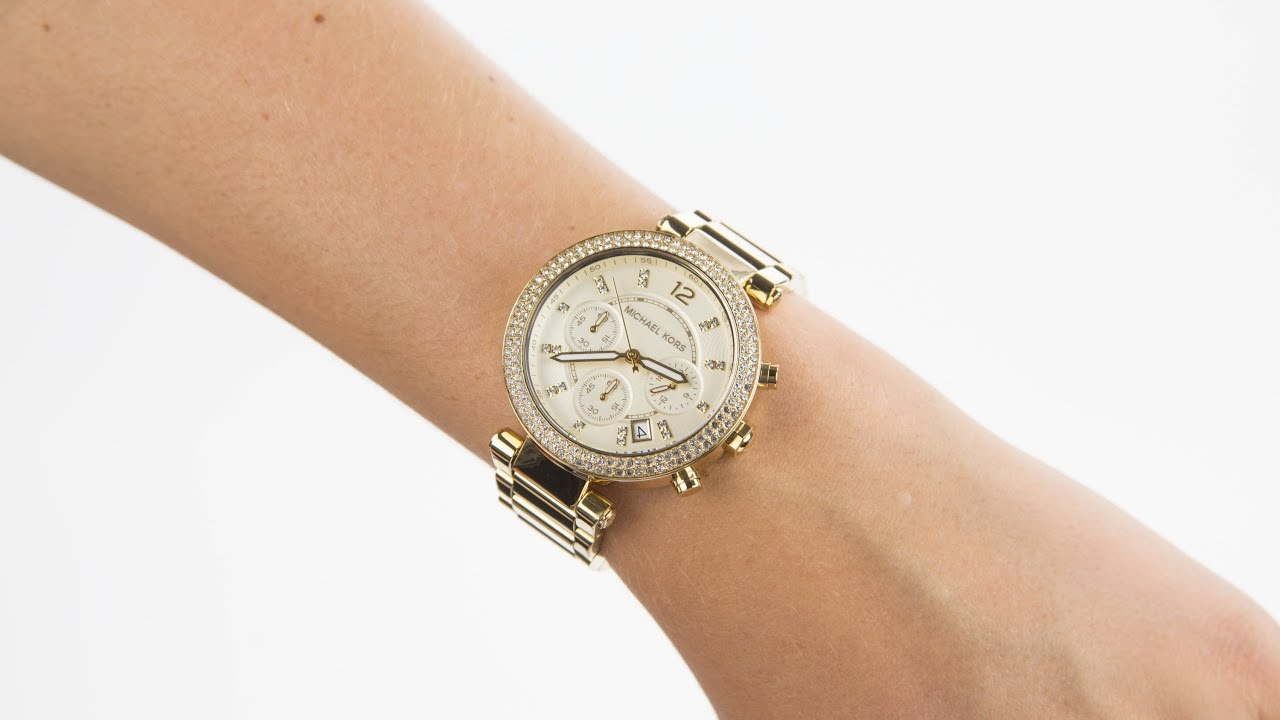Michael Kors Ladies Watch MK5354