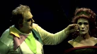 Cirkus Fantastica Trailer 2012 (Folketeatret)