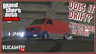 Does It Drift? - DAJIBAN - Bravado Youga Van - Episode 6 - GTA 5 Online