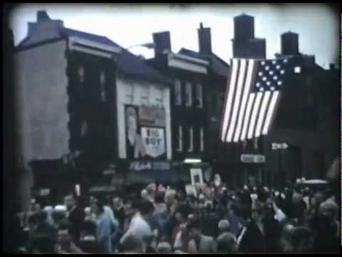 Classic Baltimore City Fells Point Footage (with John Waters)