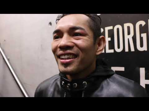 'I TOLD RYAN BURNETT I DIDNT WANT TO WIN THE FIGHT LIKE THAT' - ADMITS NONITO DONAIRE AFTER WIN