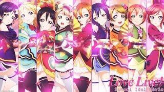 Rekomendasi Anime Idol Girl's #part1
