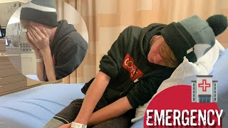 Collin went to the E.R. |  Emergency Room Visit