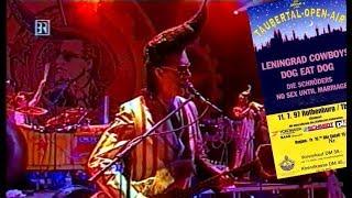 "Leningrad Cowboys - Rothenburg 11.07.1997 ""Taubertal-Open-Air"" (TV)"