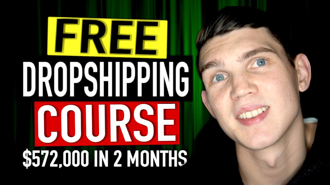 Shopify Dropshipping Tutorial For Beginners - Free Dropshipping Course (Step By Step)