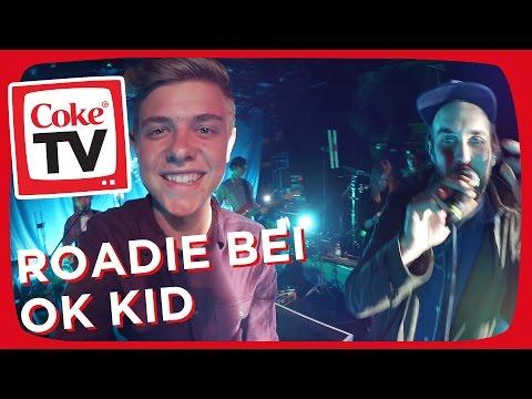 Jonas rockt mit OK KID | #CokeTVMoments