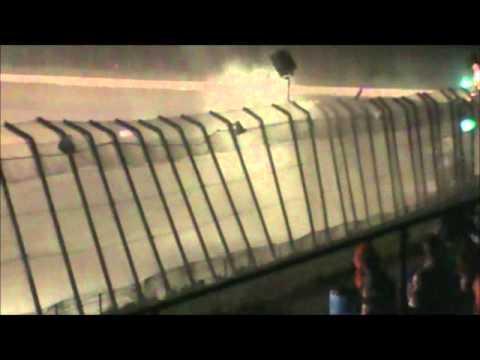 Matt Humphrey- Feature at Clay County Speedway 6-14-14