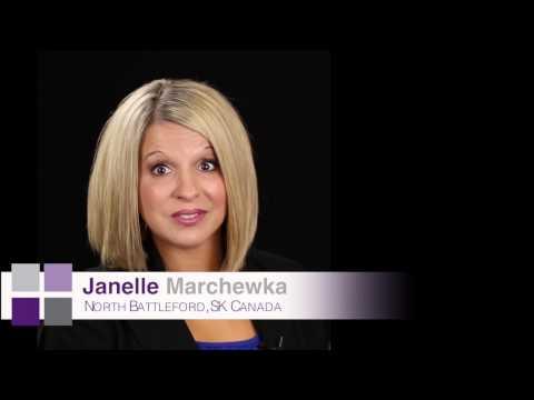 Janelle Marchewka - Believe - Anaheim 2013