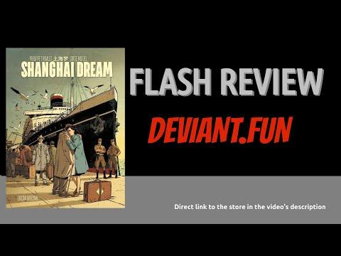 Shanghai Dream (pt-PT)   FLASH REVIEW by Deviant.fun