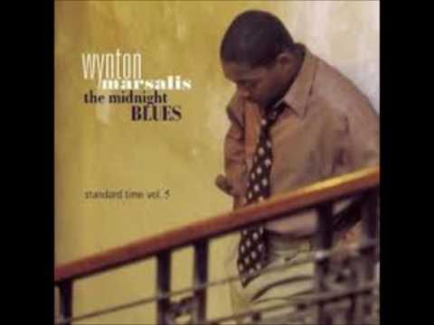 wynton marsalis  - the midnight blues (1998)