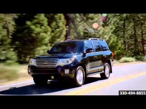 New 2015 Toyota Land Cruiser Cain Toyota Canton OH Akron OH
