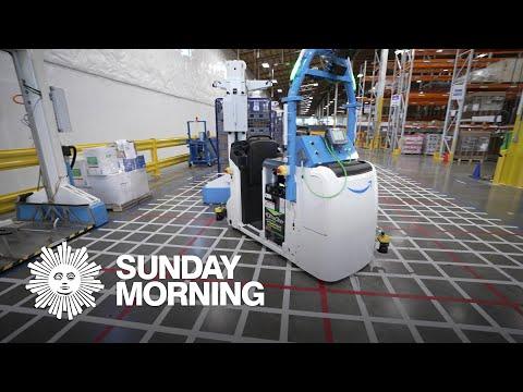 Meet Amazon's robots