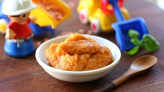 Red Lentils Puree - Baby Food Recipe
