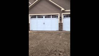Amarr Carriage Court  Garage Doors