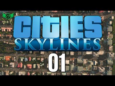 Cities: Skylines EP #1 (Swedish)
