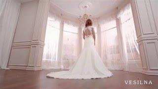 Свадебное платье годе от VESILNA™ модель 3078