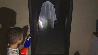 Короче говоря у нас дома Призрак нас Похитили привидения